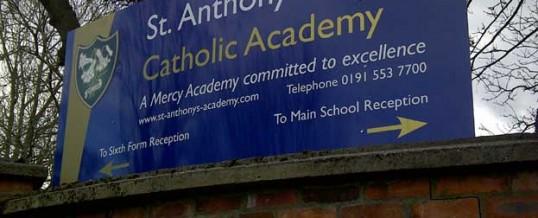 St Anthony's Signage