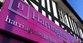 Harringtons Durham Signage