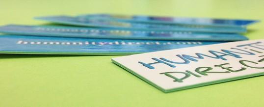 Mini Sandwich Cards