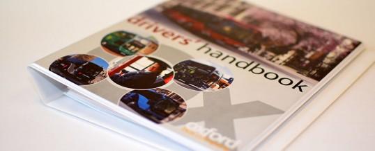 A5 Handbook Binder