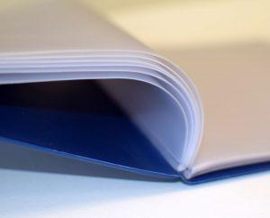 Plastic Record of Achievement File 6